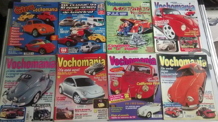Revistas VOCHOMANIA (lote)