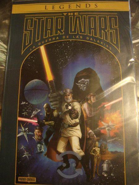 Star Wars comic edicion Especial