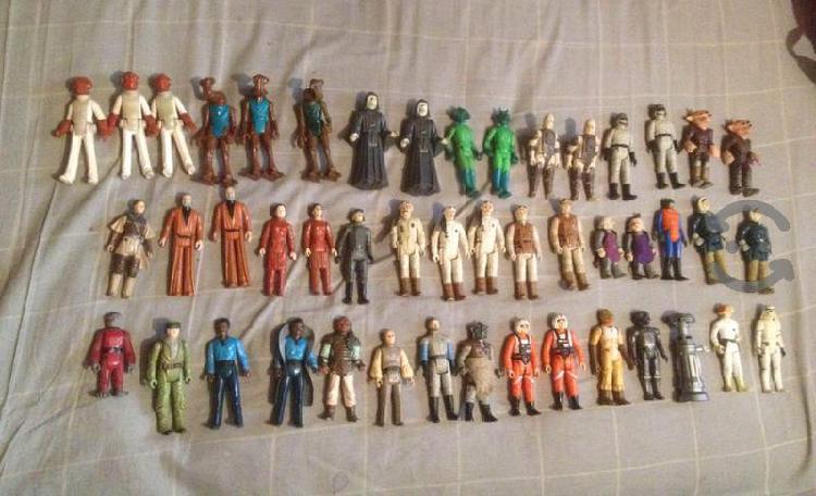 Star wars figuras Vintage