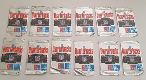 Tarjetas Coleccionables Vintage De La Nfl De Upper Deck 1991