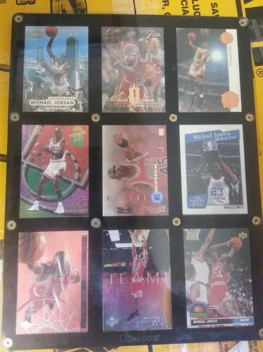Vendo Tarjetas Coleccionables De Michael Jordan