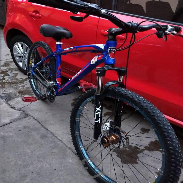 bicicleta Gorila MTB Rodada 26/27.5