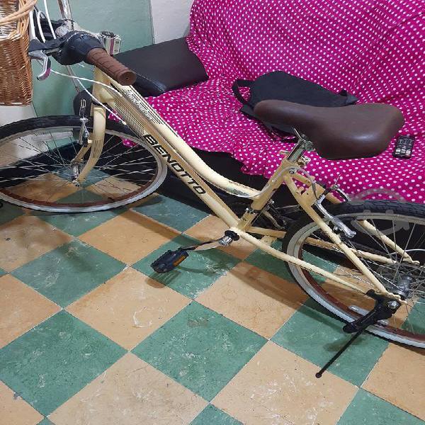 bicicleta benotto Ámsterdam rodada 24 nueva