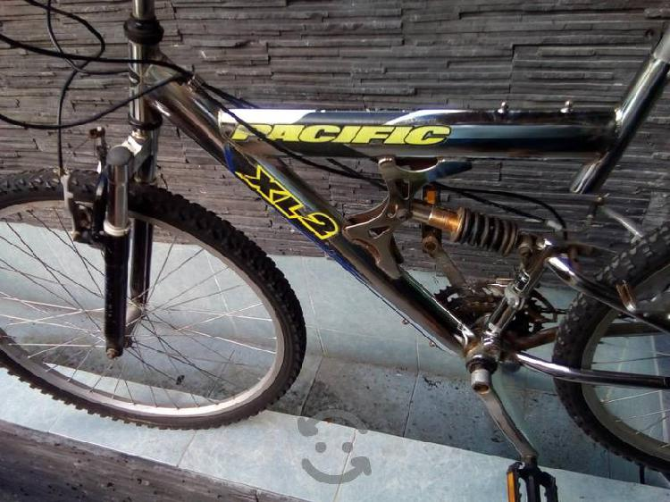 bicicleta rodado 26 marca pacific XL2 américana or
