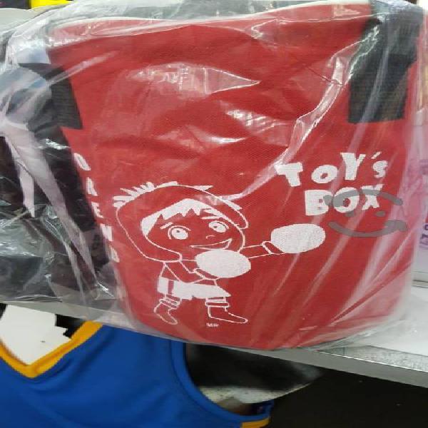 costalito de box de 25 CM con guantes incluidos