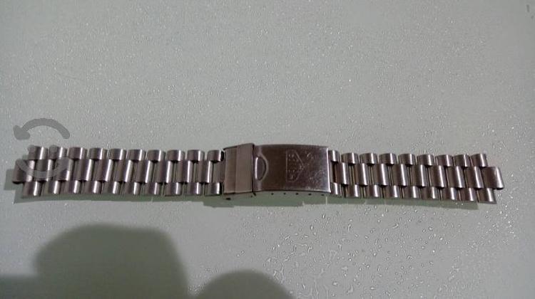 extensible correa replica tag heuer 18-20 mm
