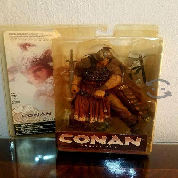 figura de colección Conan el bárbaro