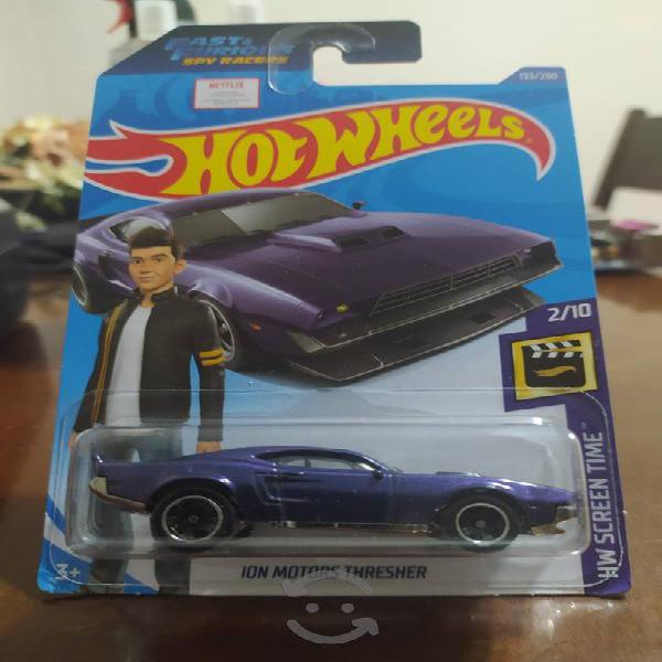 hot wheels ion motors thresher fast and furious