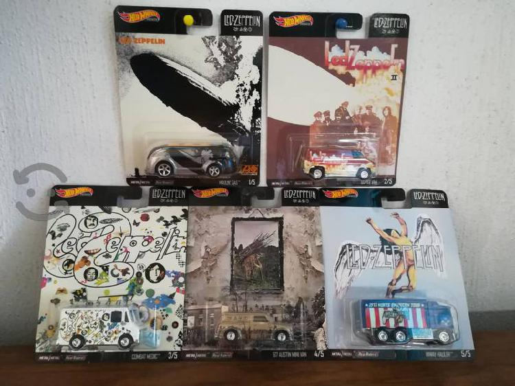 hot wheels premium Led Zeppelin