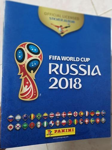 lbum Mundial Rusia 2018 Completo