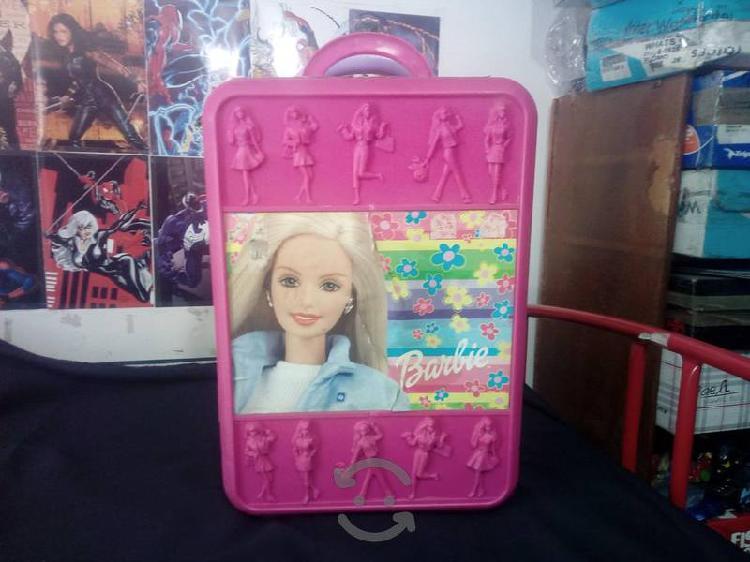 mochila para muñecas barbie