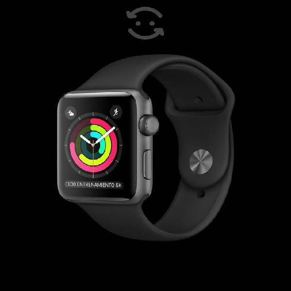 Apple watch serie 3 42mm, nuevo y con garantía.