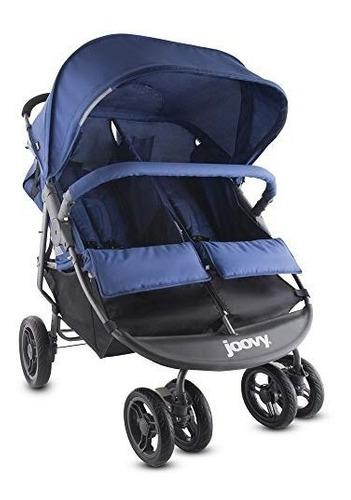 Carriola De Bebé Doble Scooter Joovy X2 Joovy Scooter X2