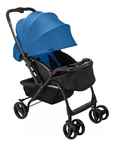 Carriola De Bebe Safety 1st Deck Reclinable Rosa O Azul