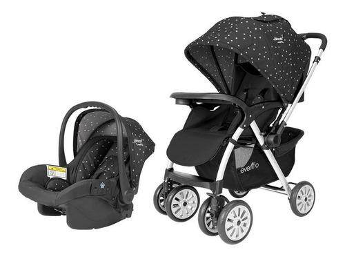 Carriola Orion Negra Para Bebé Evenflo Nuevo