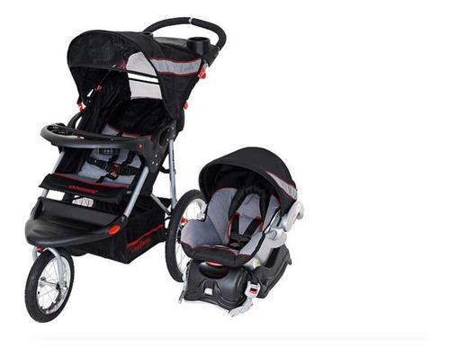 Carriola Y Porta Bebé Para Auto Jogger Sistema De Viaje X P