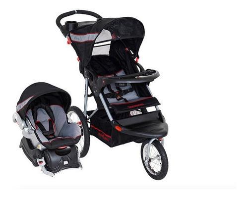 Carriola Y Porta Bebé Para Auto Jogger Sistema De Viaje Xm
