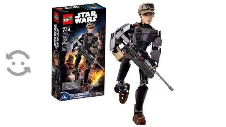 Lego Star Wars 75119 - Sargento Jyn Erso