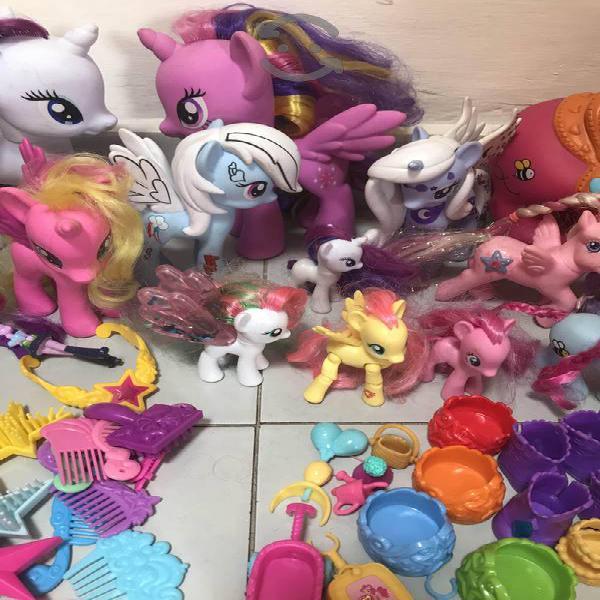 Lote de ponys