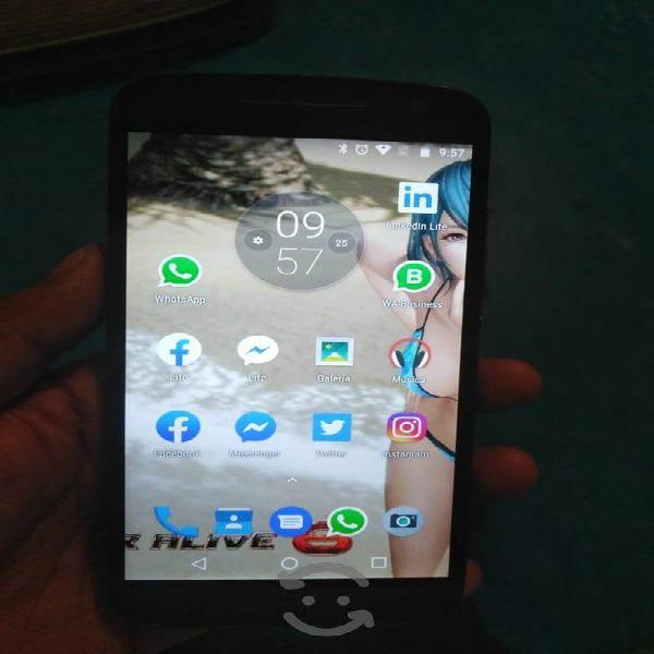 Motorola Moto G4 Detalles
