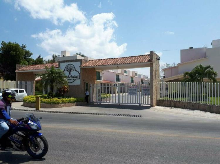 PENT HOUSE EN RENTA EN FRACCIONAMIENTO LA ARBOLADA TUXTLA