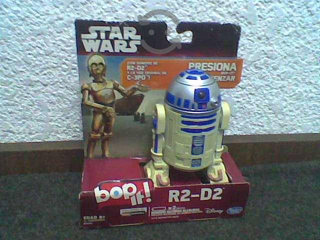R2-D2, bop it!, Star Wars