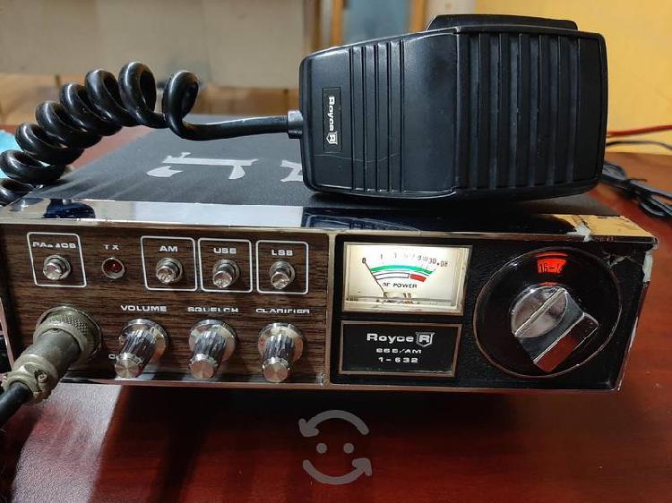 Radio cb Royce 1-632