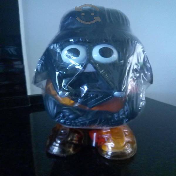 Sr cara de papa gigante Star Wars 3 figuras playsk