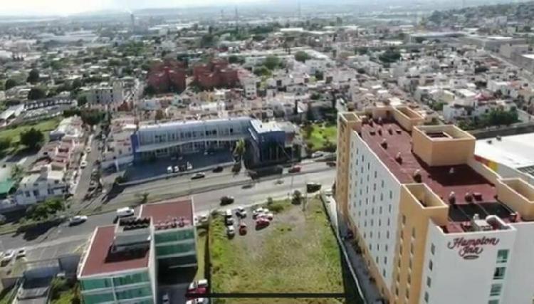 TERRENO COMERCIAL EN VENTA. PROL AV. TECNOLOGICO, SAN PABLO.