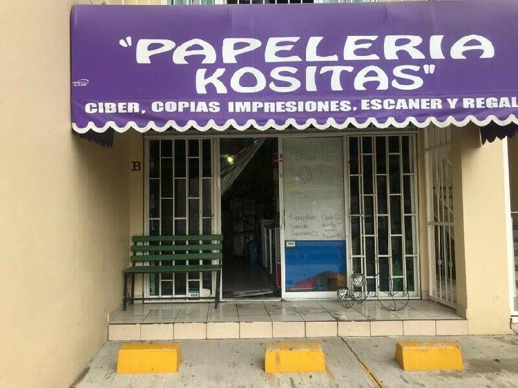 TRASPASO PAPELERIA, CIBER Y REGALOS.