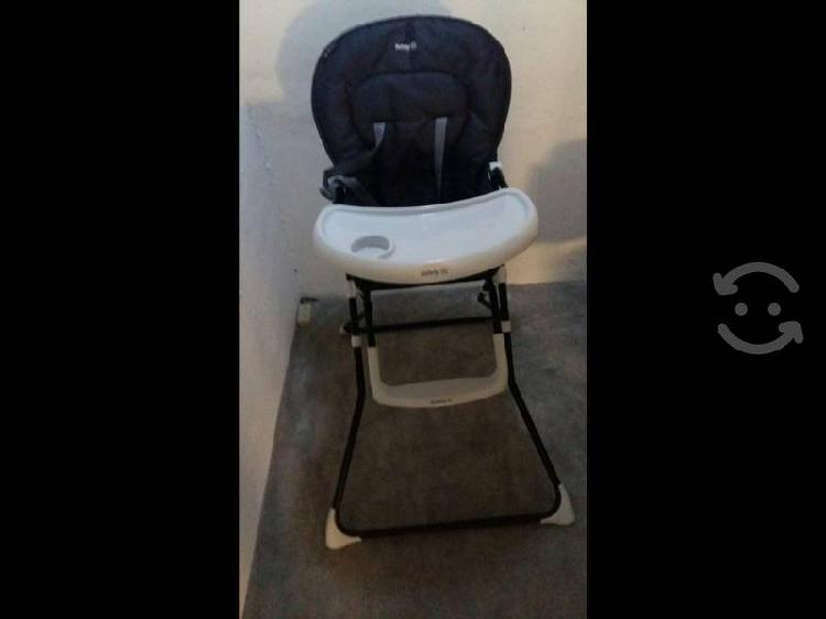 Vendo silla para bebé
