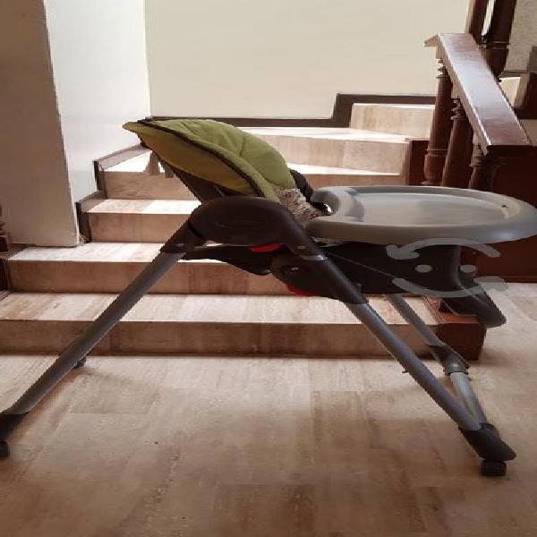 silla de niño para comer Graco