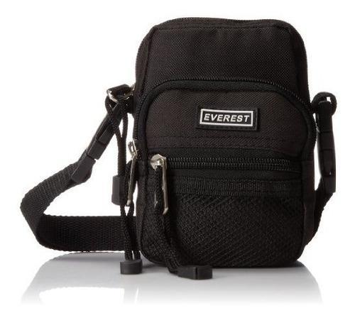 Bolsa Para Cámara Everest Multi Bolsillo Negro Talla Única
