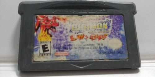 Digimon Battle Spirit Nintendo Game Boy Advance Original