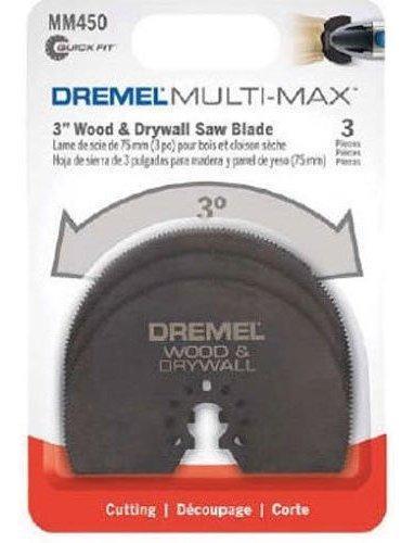 Dremel Mm450b Multi-max Hoja De Sierra Para Paneles De Mader