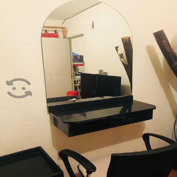 Excelentes muebles para Estética