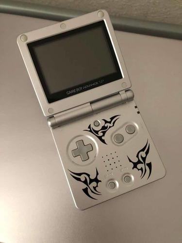 Game Boy Advance Sp Edición Tribal