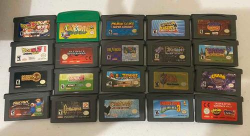 Juegos De Game Boy Advance Originales (leer Descripción)