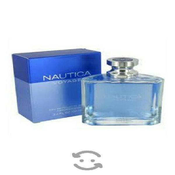 Los super perfumes náutica Voyage/En venta