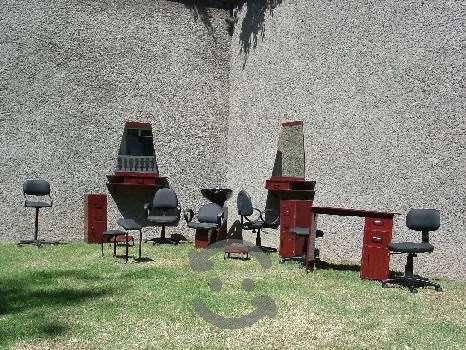 Muebles para estética nuevos