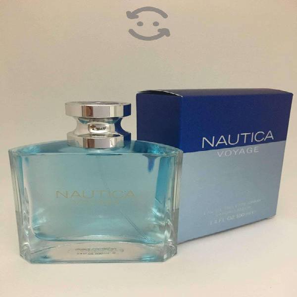Nautica Voyage 100 ml Saldo 100% Original
