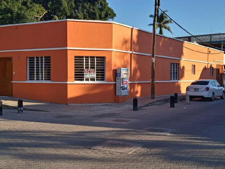 Oportunidad Casa en el Centro Histórico de Mazatlán