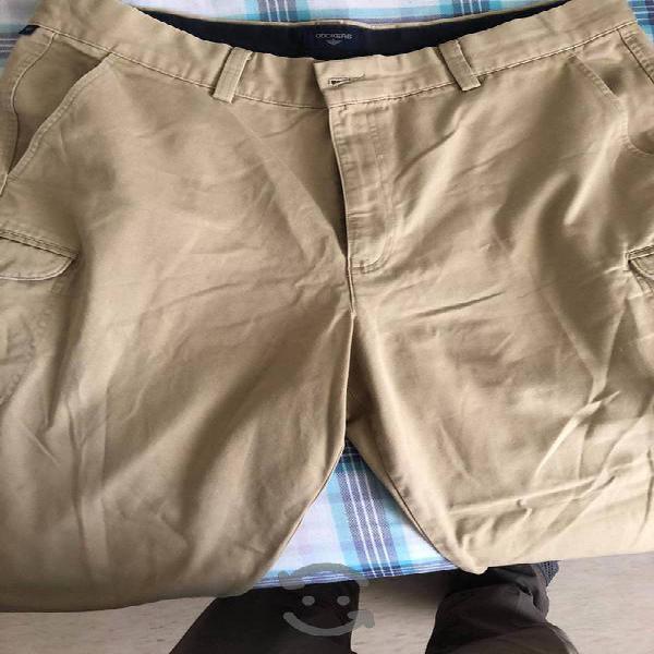 Pantalón marca dockers cargo para caballero