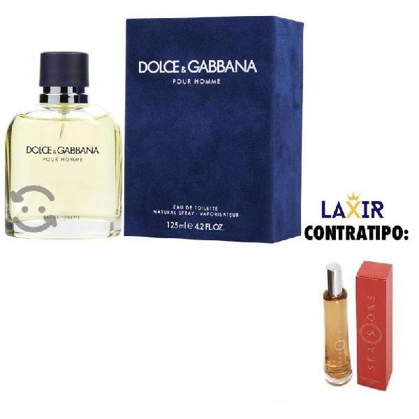 Perfume Contratipo - Dolce & Gabbana De D&G.100ml