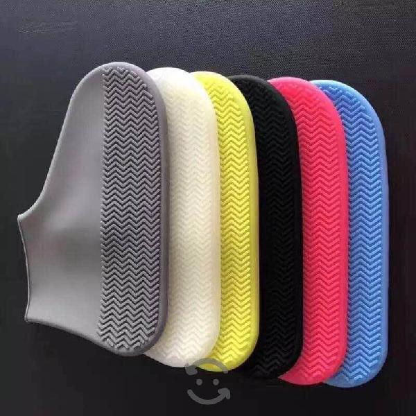 Protector de silicona para calzado