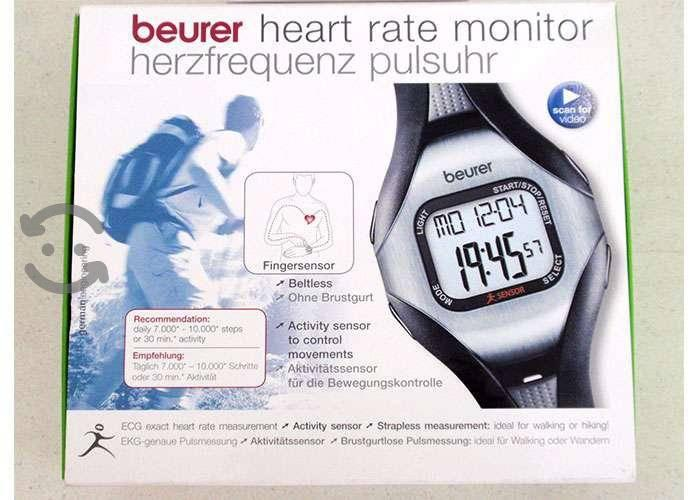Reloj Deportivo (pulsometro) Beurer PM18
