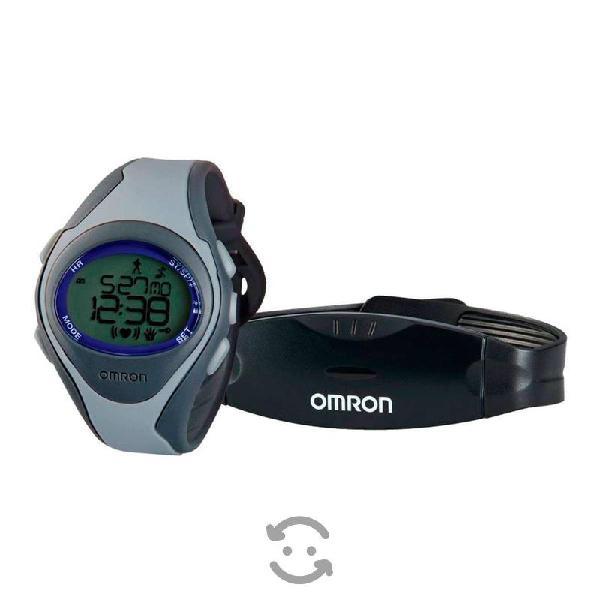 Reloj Monitor De Frecuencia Cardíaca Touch Omron