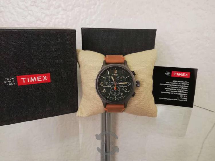Reloj Timex Expedition con Crono, Nuevo y Original