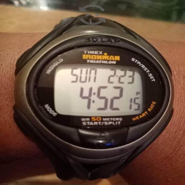 Reloj Timex Ironman como nuevo pos cambio