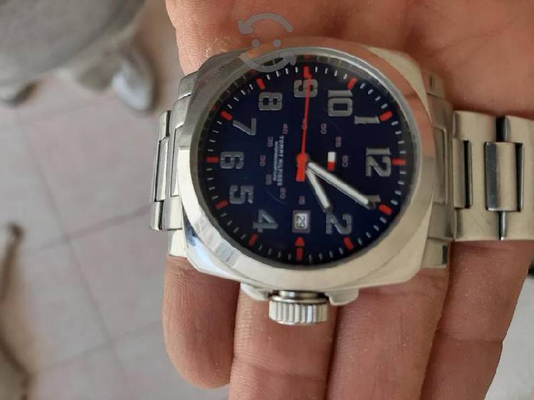 Reloj Tommy original acero